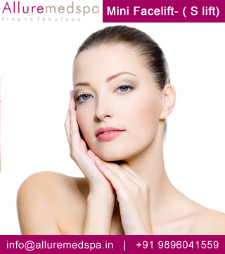 Mini Facelift ( S lift) Surgery in Mumbai, India