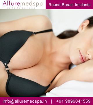 Round Breast Implants Surgery Mumbai, India