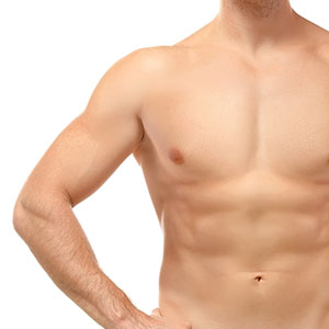 Unilateral Gynecomastia in Mumbai, India