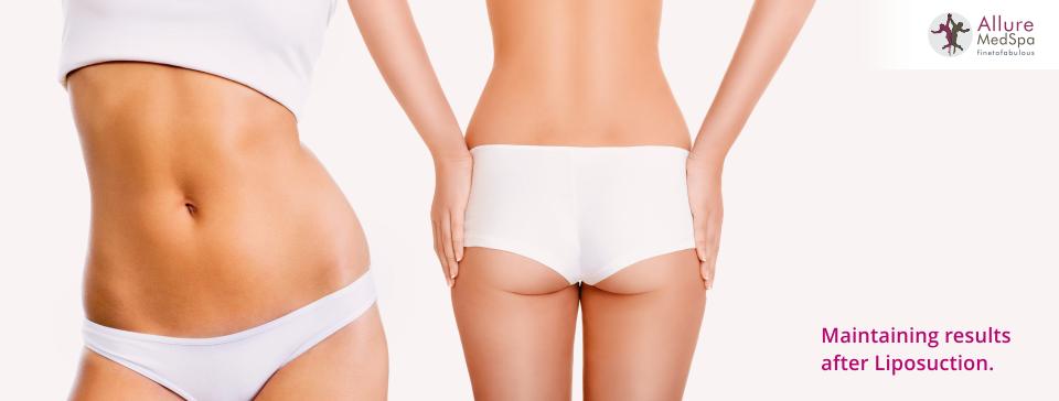 Alluremedspa - Post Liposuction Recovery