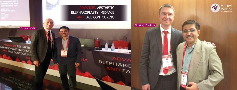 Advance Blepharoplasty Midface with Dr. Nuri Celik and Dr. Vitaly Zholtikov
