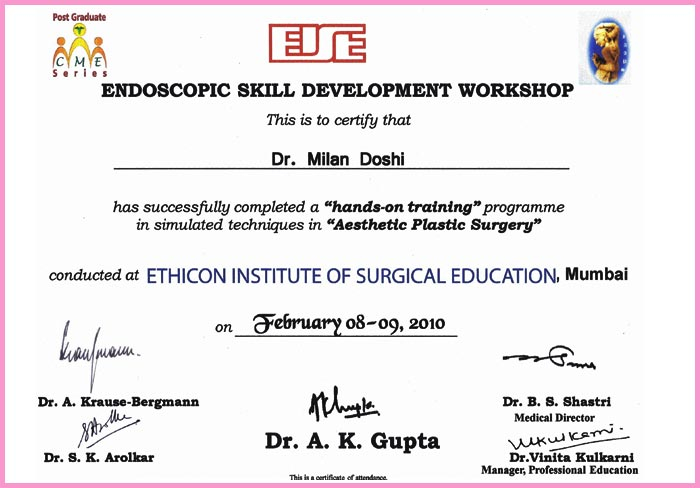 Endoscopic Skill Development Workshop
