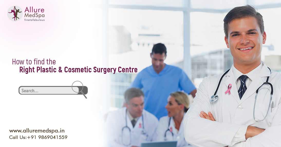 Cosmetic Surgery Centre in Mumbai, India