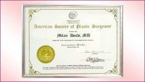 ASPS-Certificate